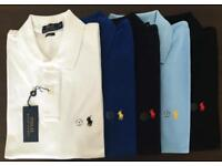 Men's Ralph Lauren Polo Shirts - 100% Authentic