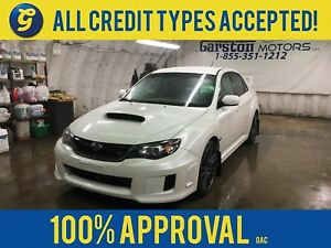 2011 Impreza WRX STI*AWD*LEATHER*TRACTION CONTROL*SI-DRIVE*