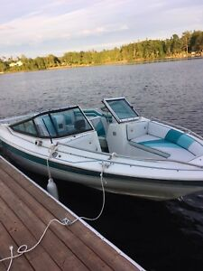 1989 Peterborough Aruba Bow Rider Speedboat