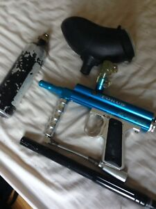 Paintball et c02 60$