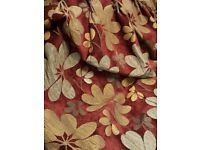 Set / Pair high quality large curtains / drapes