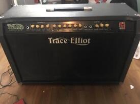 Trace Elliot 100w Supertramp twin amp amplifier