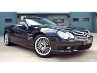 2003 Mercedes-Benz SL55 AMG V8 Supercharged Black - Great Example!