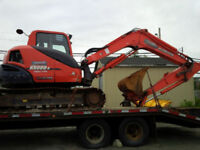 Excavating/Landscaping - Greenwood Services Inc.