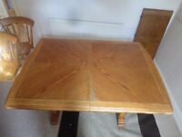 Dining table- Large Hardwood