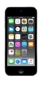 APPLE IPOD TOUCH 6TH GENERATION 16GB - SPACE GREY