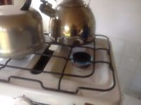 VINTAGE CAMPING STOVE SUIT CLASSIC CAR OR VAN 1960s/70s WITH GAS AND EXTRAS SUIT VW CAMPER ECT