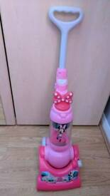 Minnie Mouse Child's Vaccum Cleaner