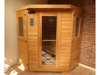 AQUALINE ELECTRIC SAUNA