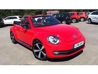 2016 Volkswagen Beetle 2.0 TSI 220 Sport 2dr DSG Automatic Petrol Cabriolet