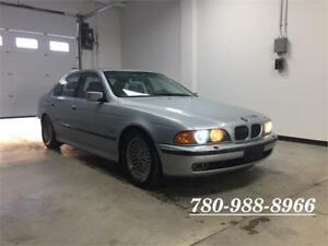 1997 BMW 540, New tires, New battery, Clean history!