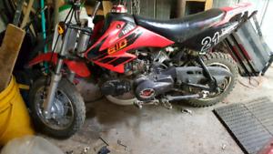 Moto 50cc