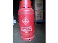 19kg PROPANE GAS CYLINDER