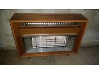 gas fire Very good condition