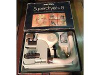 Vintage Pifco Superdryer + 8