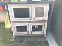 Cage / rabbit/guinea pig hutch