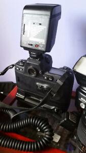 Nikon Film SLR Kit - $250