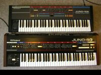 I'm looking to buy OLD Synthesizers , Drum Machines and studio gear .