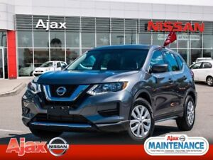 2017 Nissan Rogue S*FWD*3800 Kms!