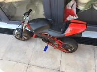 Mini moto , pocket bike