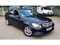 2013 Mercedes-Benz C-Class Saloon C220 CDI BlueEFFICIENCY Execut Automatic Diese