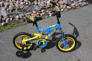 Boy's 14 inches bike