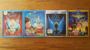 Tinker Bell movie collection