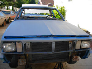 1978-81 Malibu or elcamino Front Clip and asortted parts