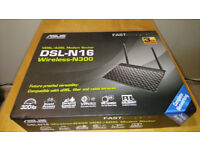 Asus DSL- N16 Wireless Router