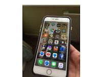I phone 6s Plus 128GB ! Unlocked free wireless charger