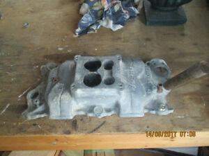 DUAL PORT SMALL BLOCK GM INTAKE