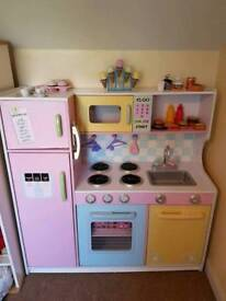 Little Great Trading Play Kitchen