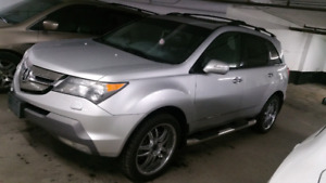 2007 Acura MDX certified with 1 year warranty