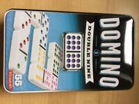 Domino double nine game unopened