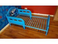 Kids Thomas Bed Frame with mattress