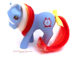 G1 My Little Pony Bright Eyes Twinkle Eyed Jewel Gem Eyes TE