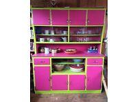 1950s/1960s style kitchen dresser