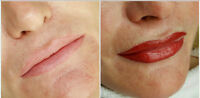 Microblade and permanent make-up
