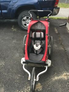 Thule Chariot Cougar (1 place)