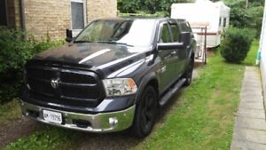Ram 1500 Outdoorsman Pickup Truck - FINANCE TAKEOVER