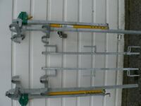 MACC 'BRACOMAL' LADDER STAGING & HANDRAIL SUPPORTS