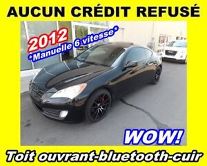 2012 Hyundai Genesis Coupe **Cuir**Bluetooth**Toit ouvrant