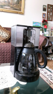 12-Cup OSTER Coffee Maker