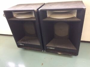 YAMAHA PA SPEAKERS FOR SALE