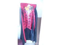 Dracula xxl costume