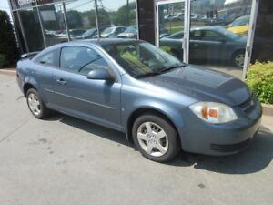 2007 Chevrolet Cobalt LT 5-SPEED WITH ONLY 100K