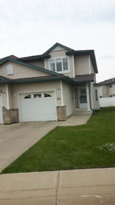 4 bedroom End Unit Townhouse with garage