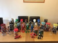 Lego Bionicles - large collection