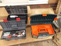 tool boxes 3 for £20 grab a bargain