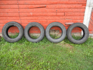 Good Year Ultra Grip Ice Tires  225 65 R17